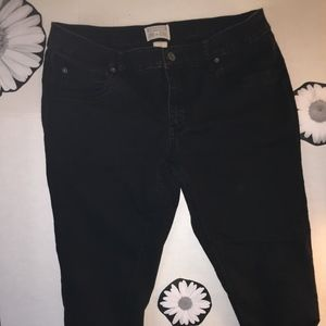 Converse Black Pants/jeans